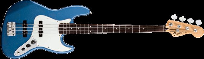 Squier Standard Jazz Bass Fender Standard Jazz Bass