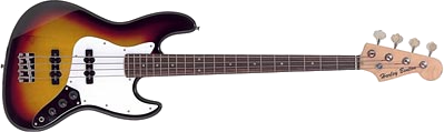 HARLEY BENTON MB22 JAZZ BASS