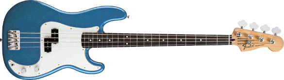 FENDER STANDARD PRECISION BASS 2009