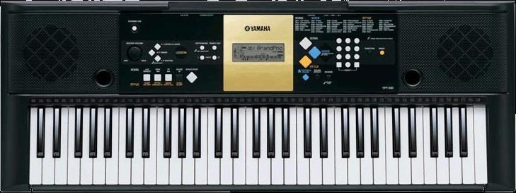 Synthesizers Yamaha Ypt 220 Jalmus