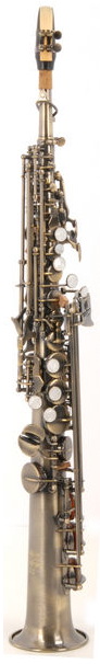 THOMANN ANTIQUE SAXOPHONE SOPRANO