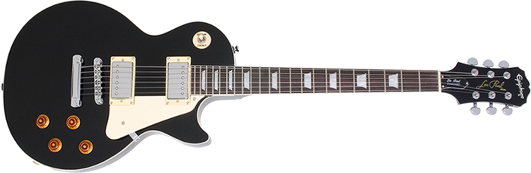 EPIHONE LES PAUL BLACK BEAUTY